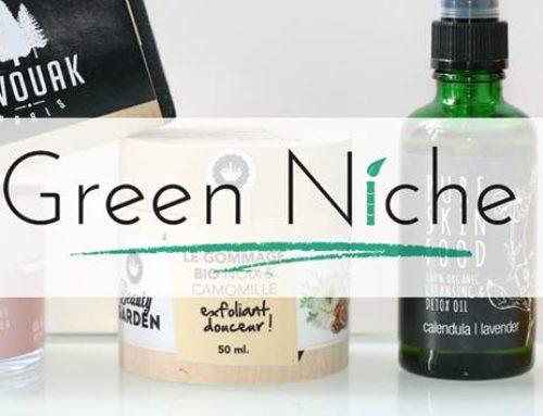 Green Niche – Comment tout a commencé