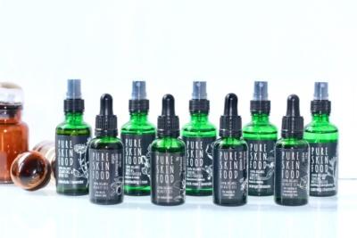 Pure Skin Food, cosmétiques bio, vegan, naturels et cruelty-free