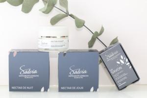 Salvia, cosmétiques vegan, naturels, bio et cruelty-free