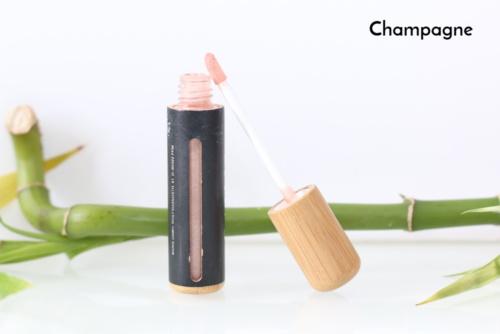 Gloss à lèvres bio, vegan, naturel et cruelty-free Champagne de Baims