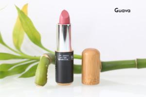 Rouge à lèvres bio, vegan, naturel et cruelty-free Guava de Baims