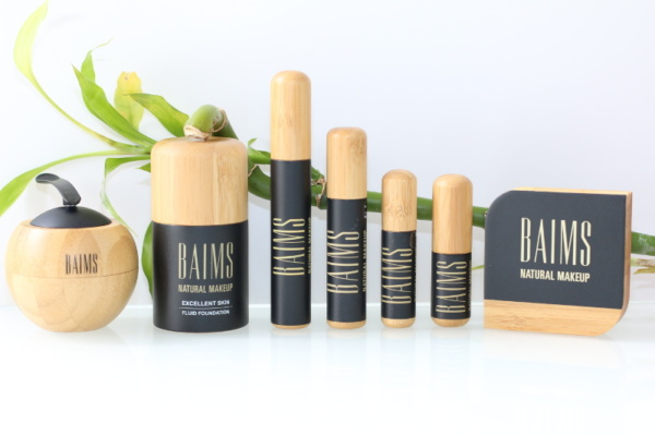 Maquillage bio, vegan, naturel et cruelty-free Baims