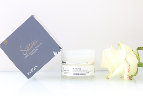 Masque visage bio, naturel, vegan et cruelty-free Salvia