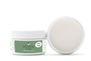 Déodorant crème vegan, bio, naturel et cruelty-free Waldnebel ou Forêt de nuage de Pony Hütchen