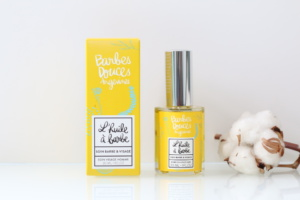 Huile à barbe bio, vegan, naturel et cruelty-free Douces Angevines