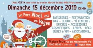 Les cosmétiques vegan et naturels de Green Niche au marché de Noël vegan de Mons