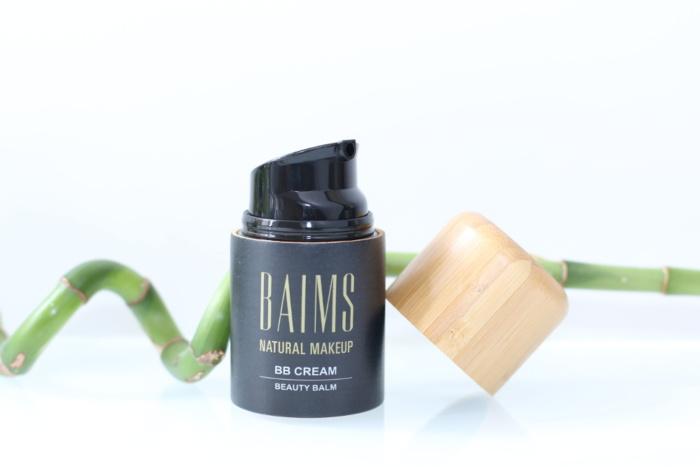 Beauty Balm, crème teintée pour le visage, bio, naturelle et vegan de Baims