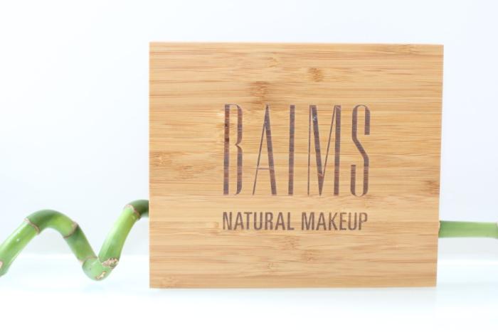 Palette magnétique en bambou Baims