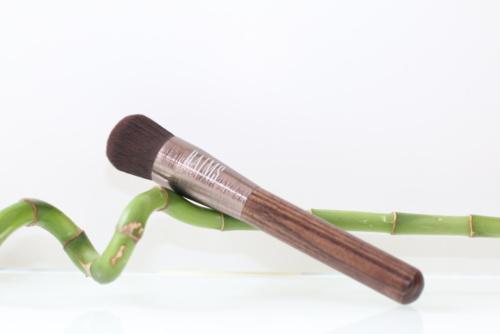 Pinceau de maquillage vegan kabuki rond de Baims