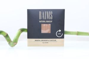 Recharge du bronzer minéral bio, naturel et vegan Ambre de Baims