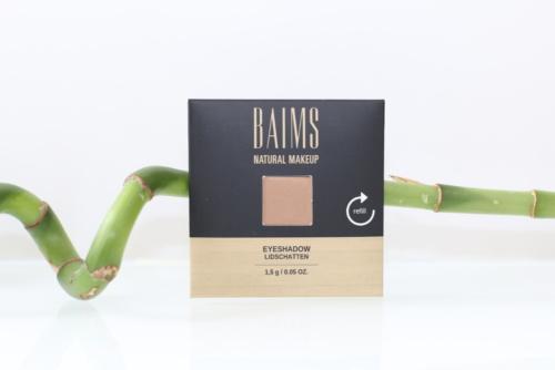 Recharge des ombres à paupières minérales bio et vegan de Baims