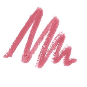 Swatch du crayon à lèvres bio, vegan, naturel et cruelty-free Hibiscus de Baims
